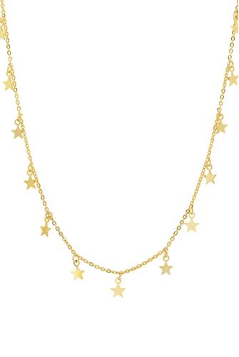 Star Charm Necklace GOLD