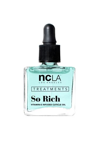 NCLA Beauty Mermaid Tears So Rich Cuticle Oil GREEN