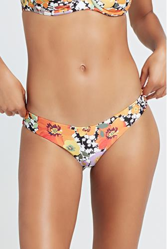 Meadow Sweet Floral Sandy Bikini Bottom MULTI