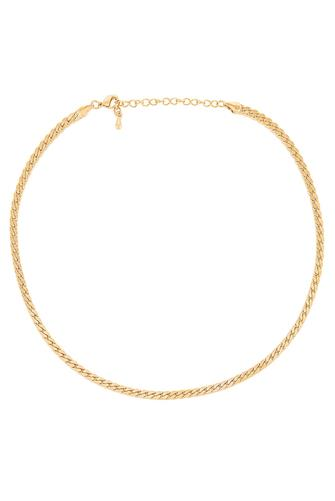 So Simple Chain Necklace GOLD