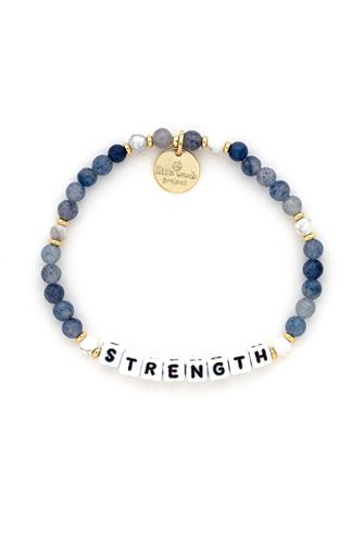Strength Bluestone Bracelet WHITE