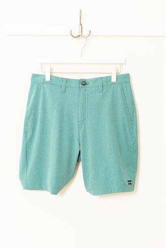 """Crossfire X Mid Length Submersible 19"""" Short TEAL"""