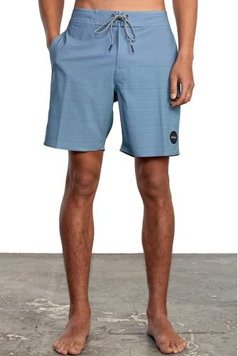 "Curren 18"" Swim Trunk SLATE"