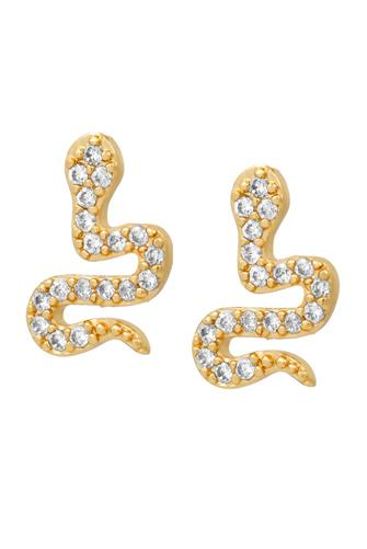 Tyler Earrings GOLD
