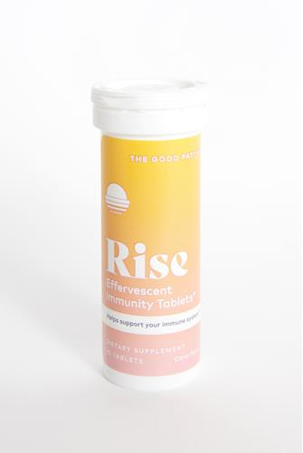 Citrus Rise Immunity Tablets ORANGE MULTI -