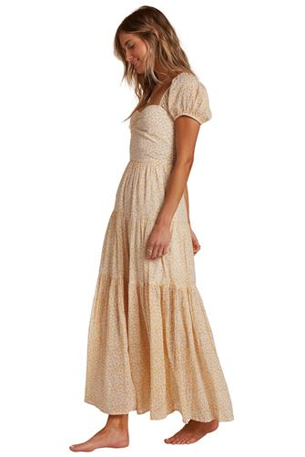 Sunrise Maxi Dress YELLOW