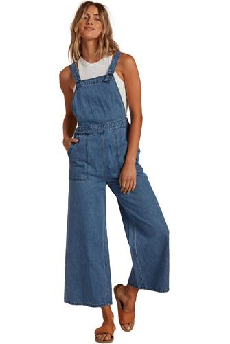 Paint By Number Overalls DENIM