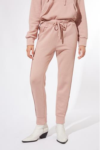 Cameo Rose Work It Out Jogger MAUVE