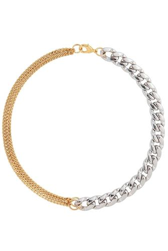 Hyde Gold & Silver Necklace MULTI