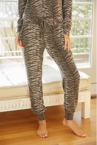 Fierce Pant GREY MULTI -