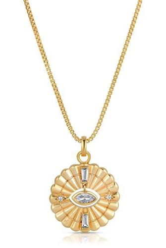 Venus Pendant Necklace GOLD
