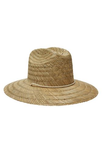 New Comer Straw Hat NATURAL
