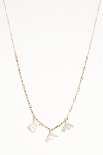BFF Necklace GOLD