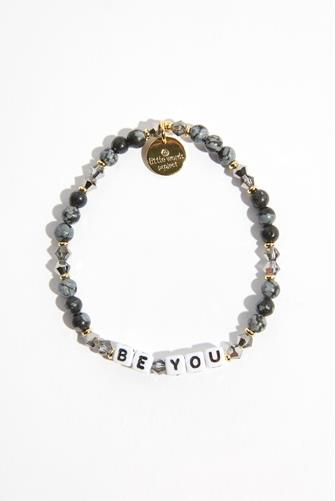 Be You Stormy White Bracelet WHITE