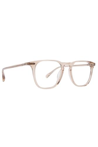 Maxwell Vintage Crystal Blue Light Glasses CLEAR