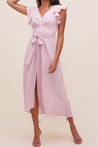 Euphoria Midi Dress LILAC