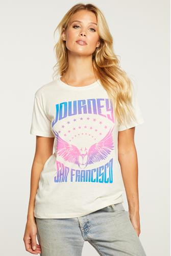 Journey San Francisco Graphic Tee IVORY