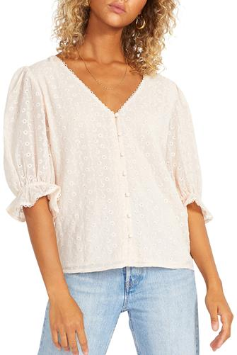 Instant Approval Top IVORY