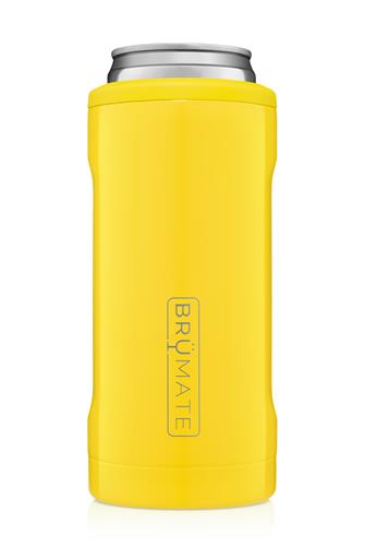 Pineapple Hopsulator Slim Can Cooler YELLOW