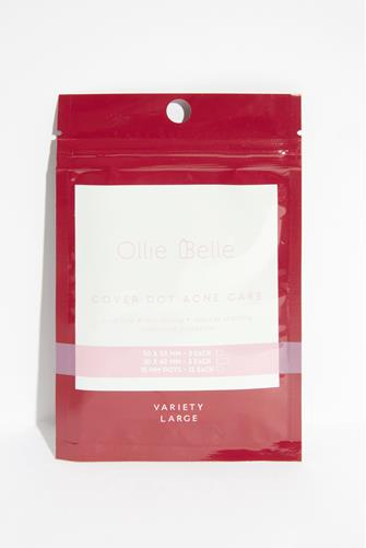Cover Dot Acne Care Variety Large Pack BURGUNDY