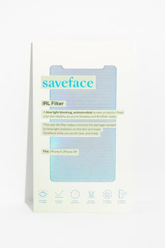 Blue Light Blocking IRL Filter Screen Protector iPhone 11 & iPhone XR GREEN