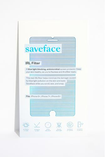Blue Light Blocking IRL Filter Screen Protector iPhone 6+, iPhone 7+ & iPhone 8+ BLUE