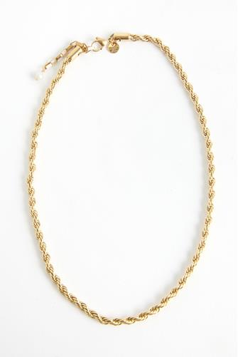 Debra Chain Choker Necklace GOLD