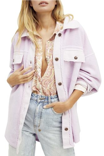 Ruby Jacket LAVENDER