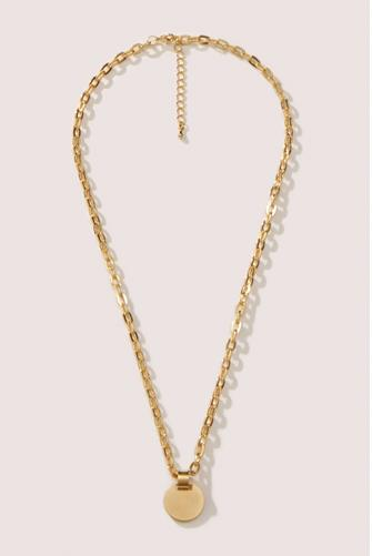 Portia Pendant Necklace GOLD