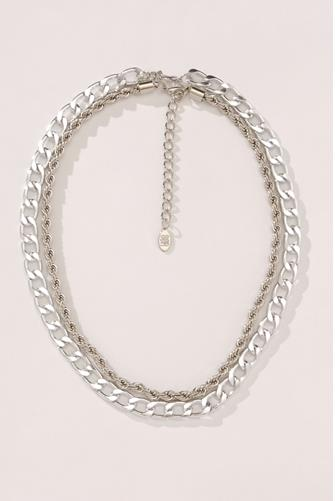 Meet Me In Paris Necklace SILVER