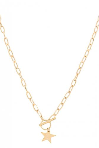 Idol Necklace GOLD