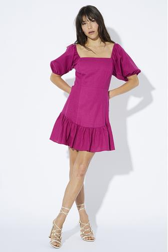 Orchid Freshwater Dress MAGENTA