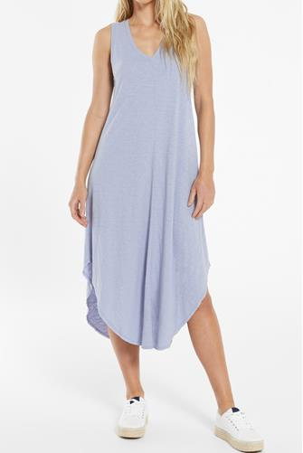 Blue Reverie Midi Dress BLUE