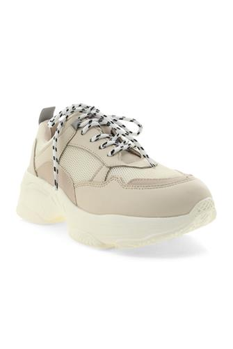 Stassi Beige Sneaker TAN