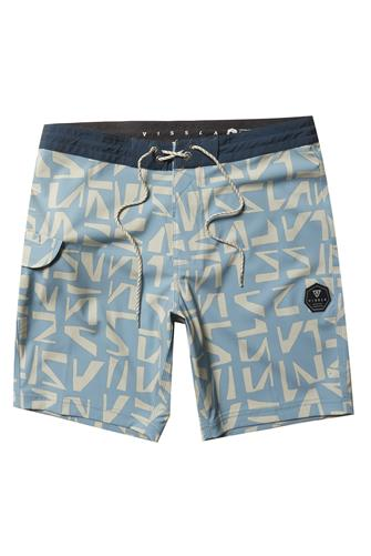 "Primitive 18.5"" Boardshort BLUE"