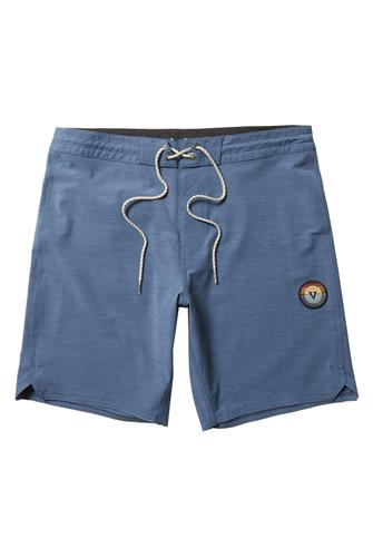 "Blue Solid Sets 18.5"" Boardshort BLUE"