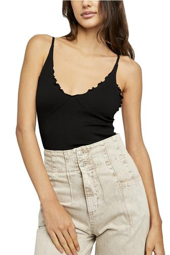 Easy To Love Cami BLACK