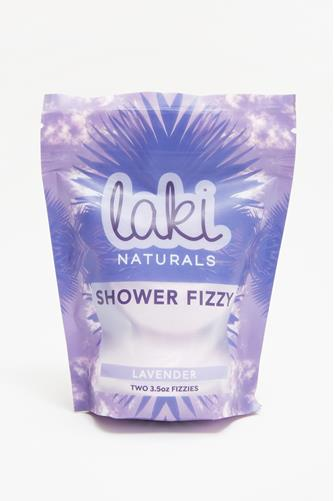 Lavender Shower Fizzy PURPLE