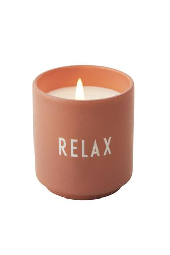 Relax Small Candle 2.65 oz. NUDE
