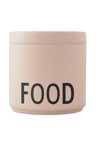 Food Large Thermo Lunch Box NUDE