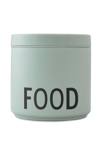 Green Food Large Thermo Lunch Box GREEN