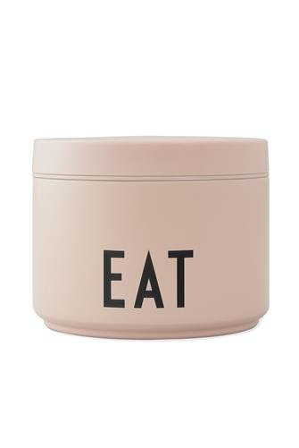 Eat Small Thermo Lunch Box NUDE