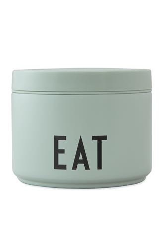 Green Eat Small Thermo Lunch Box GREEN