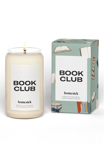 Book Club Candle 13.75 oz. MULTI