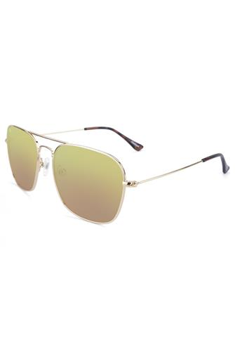 Rose Gold & Copper Mount Evans Sunglasses GOLD