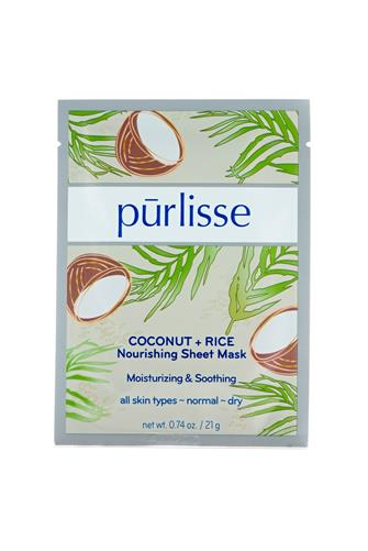 Coconut + Rice Nourishing Sheet Mask MULTI