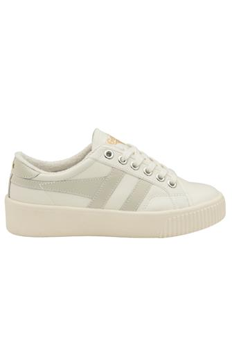 Baseline Mark Coz Leather Sneaker OFF WHITE