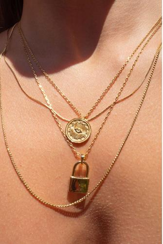 Harlow Necklace GOLD