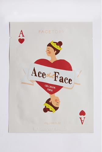 Ace That Face Sheet Mask WHITE MULTI -