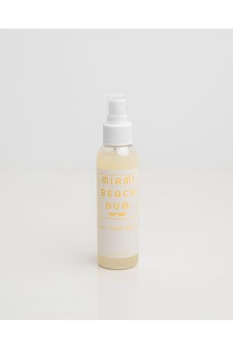 Face + Body Spritzer 4 oz. CLEAR